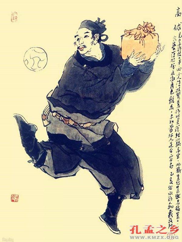 亚虎国际娱乐_《水浒传》的高俅在历史中真有这么坏吗?