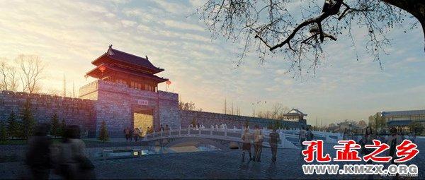 """亚博国际娱乐客户端下载_济州古城项目开工 重现""""运河之都""""盛景"""