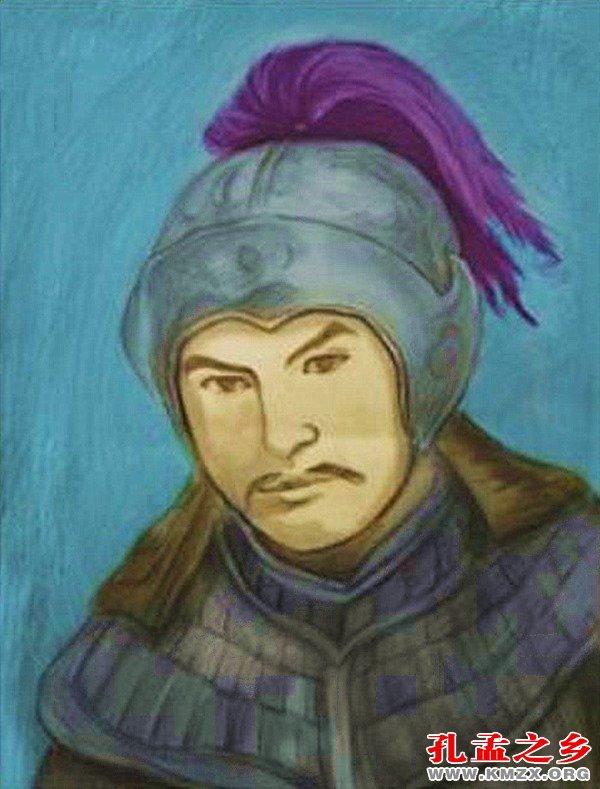 文武双全关内侯大将军刘宝