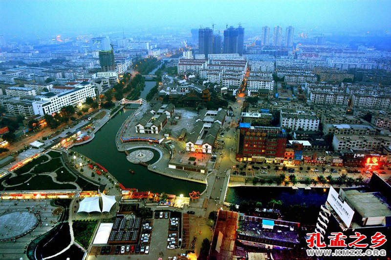 <b>漫话济宁运河与济宁分水枢纽工程</b>
