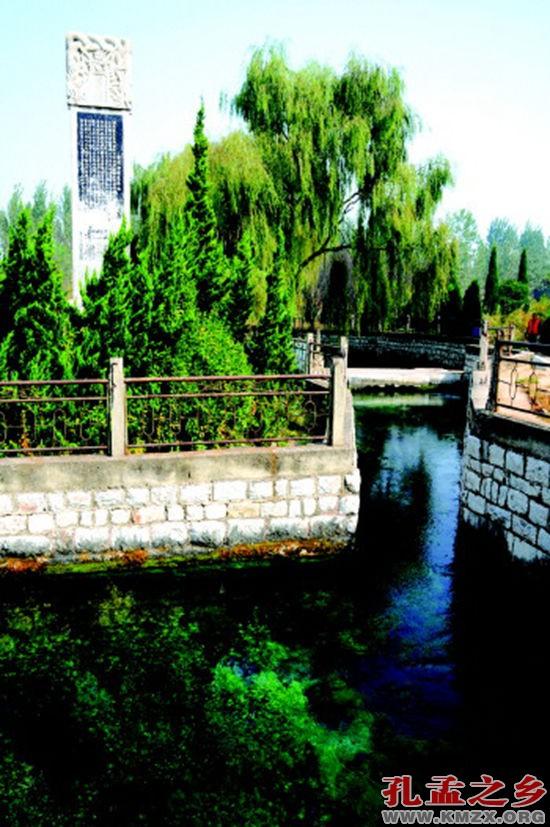 泗水泉林风景区