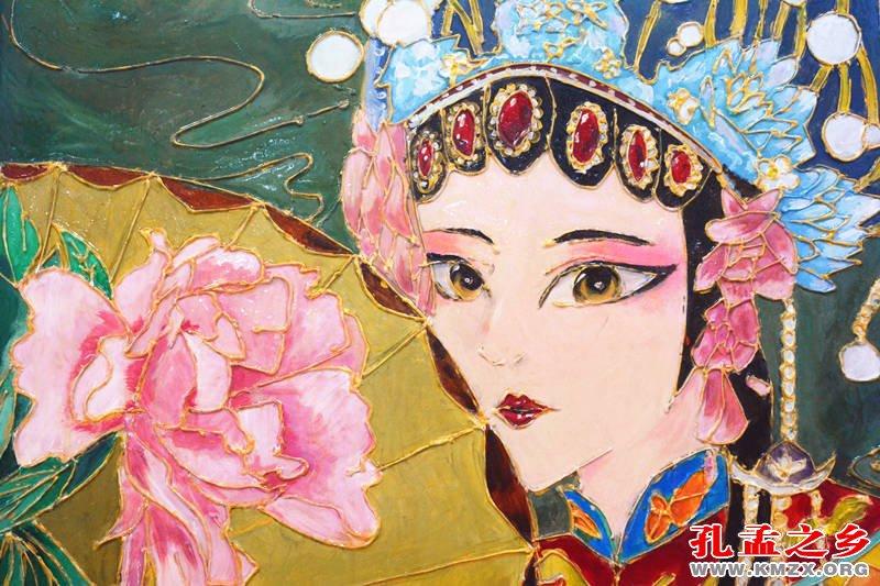 济宁市艺术特长生书画作品展