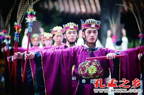 """中国(曲阜)国际孔子文化节荣获""""中国优秀当代节庆""""称号"""
